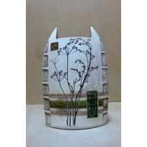 Керамика • Керамична ваза с декорация • модел 3