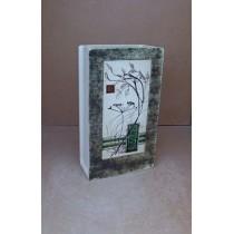Керамика • Керамична ваза с декорация • модел 4