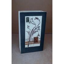 Керамика • Керамична ваза с декорация • модел 5