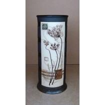 Керамика • Керамична ваза с декорация • модел 6