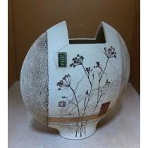Керамика • Керамична ваза с декорация • модел 11
