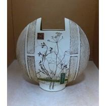 Керамика • Керамична ваза с декорация • модел 12