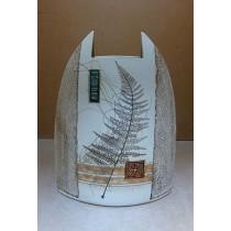 Керамика • Керамична ваза с декорация • модел 16