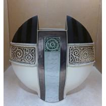 Керамика • Керамична ваза с декорация • модел 32