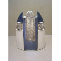 Керамика • Керамична ваза с декорация • модел 44