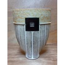 Керамика • Керамична ваза с декорация • модел 48
