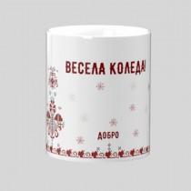 Коледна чаша Дървото на Живота 2