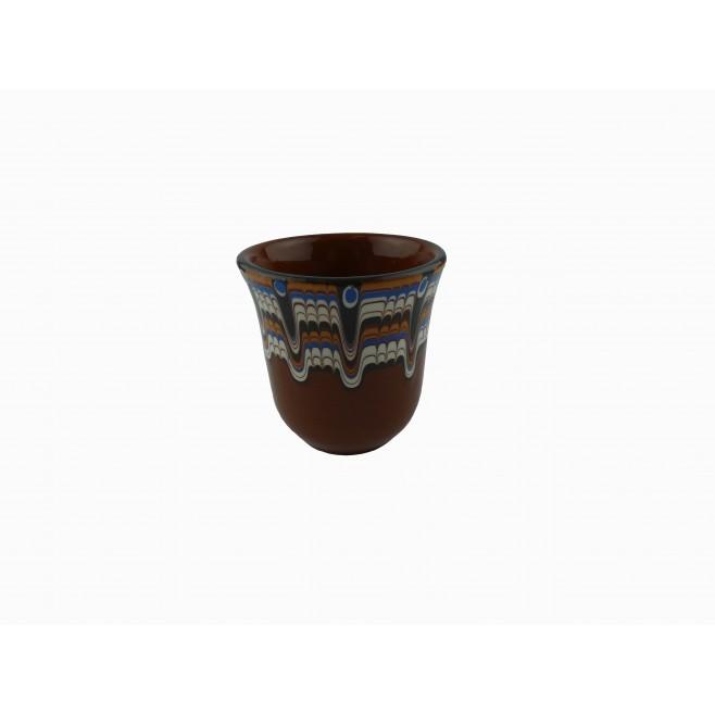 Керамична чаша 200 мл - Троянска Керамика